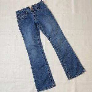 Children's Place Bootcut Stretch Jeans Size 8